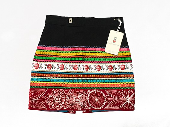 Quispicanchis Andean Skirt - Size 12
