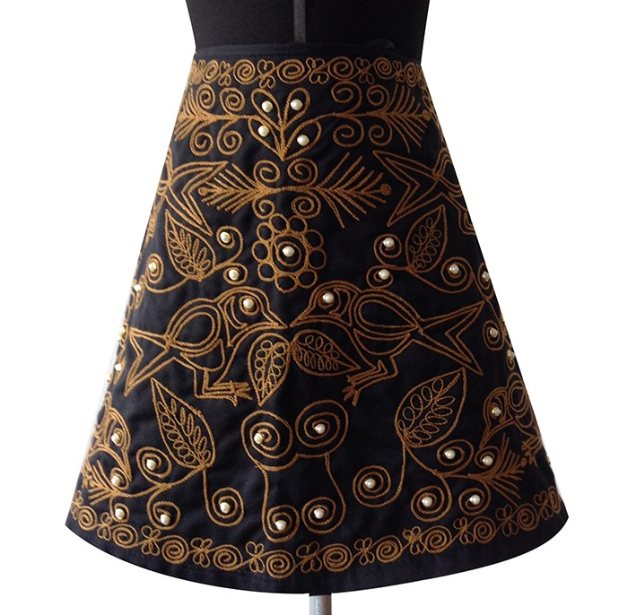 Colca Andean Skirt OUT OF STOCK
