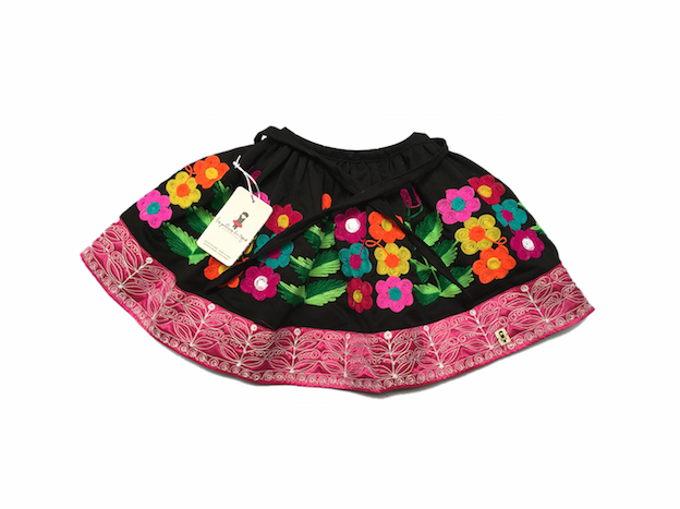 Pomabamba Andean Skirt - Size 10