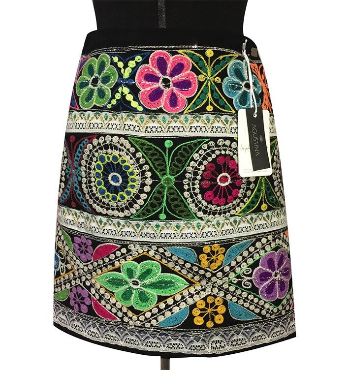 Calca andean skirt, Size M