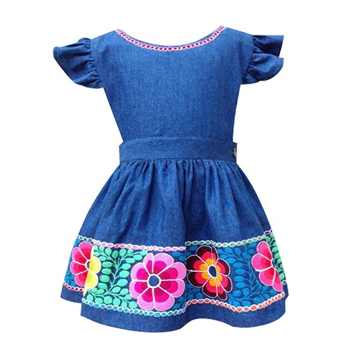 Embroidered jumper Cattca, Size 2 - 6 - 8
