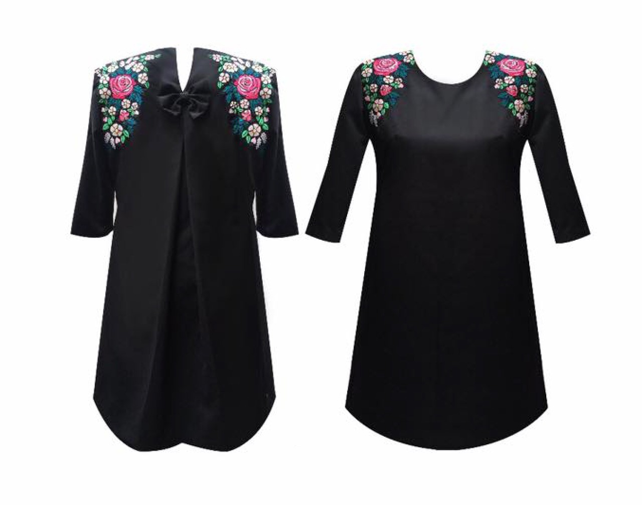 Florencia embroidered dress, Size L