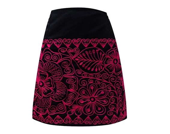 Chumbivilcas Andean Skirt, Size L