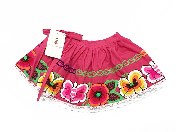 San Pablo Andean Skirt - Size 2 - 6