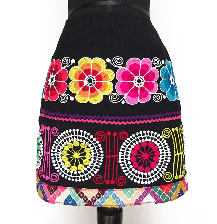 Calca andean skirt, OUT OF STOCK