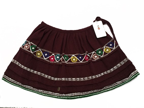 Tinta Andean Skirt - Size 8