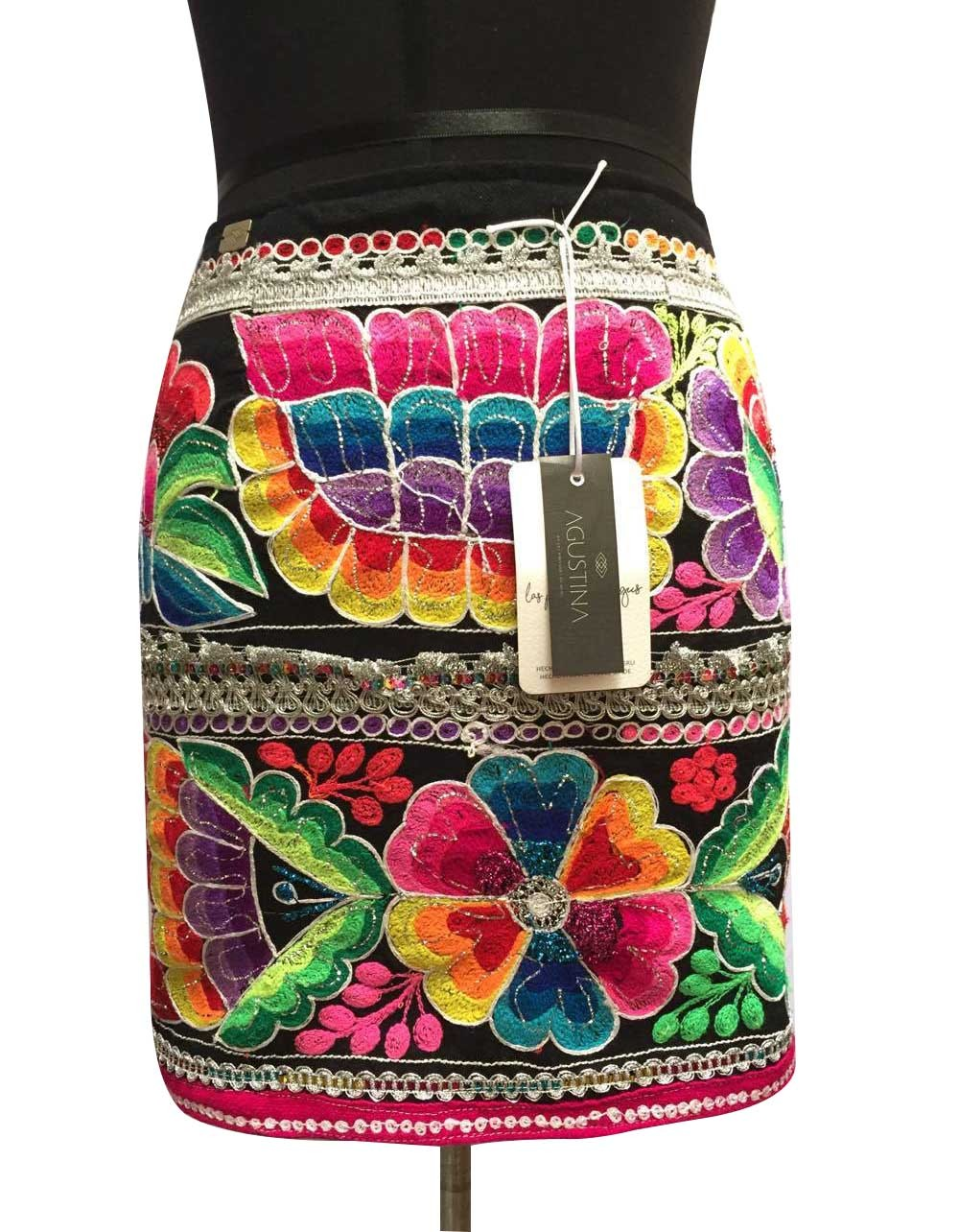 San Pablo Andean Skirt  - Size S