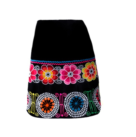 Calca andean skirt Size M