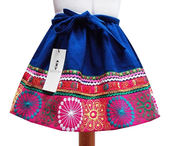 'Quispicanchis andean skirt , OUT OF STOCK
