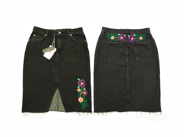 Cusco Andean Skirt - Size 8 USA