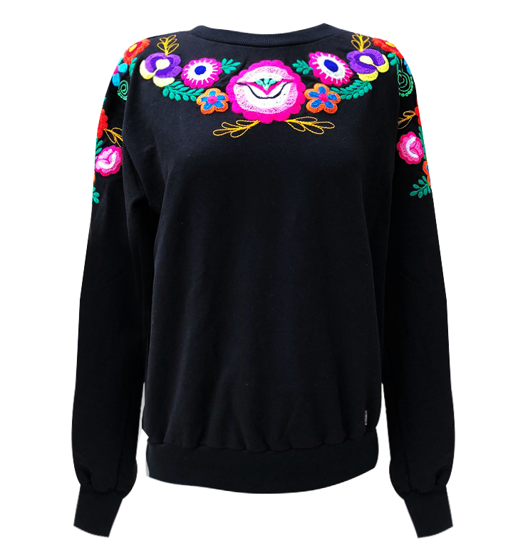 Embroidery - Sweat shirt, Size   L
