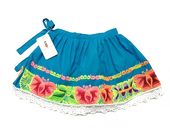 Huanca Andean Skirt - Size 10