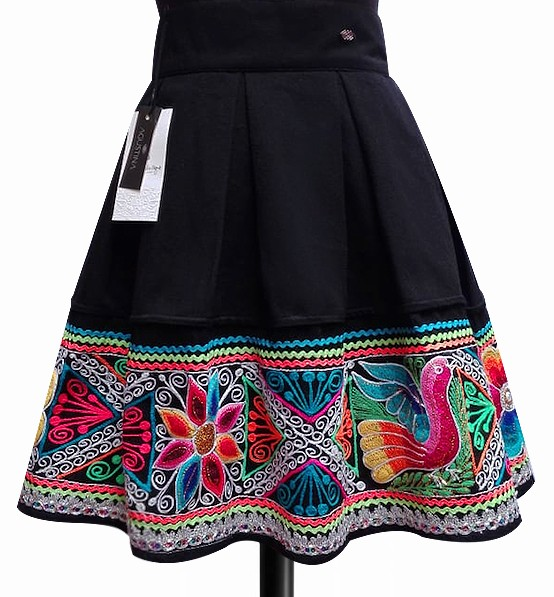 San Pablo Andean Skirt OUT OF STOCK