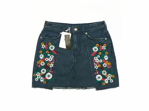 Cusco Andean Skirt - Size 6 - 8 USA