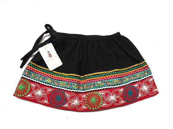 Quispicanchis Andean Skirt - Size 8