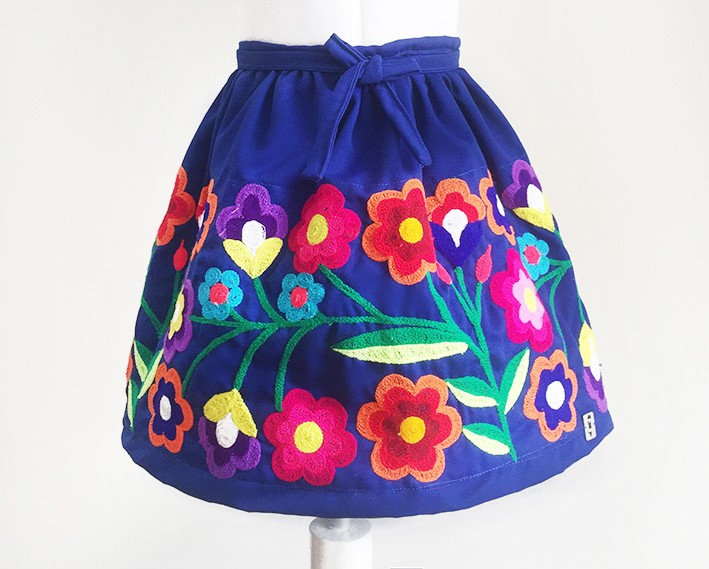 Junin andean skirt, OUT OF STOCK