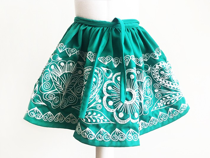Chumbivilcas andean skirt, OUT OF STOCK
