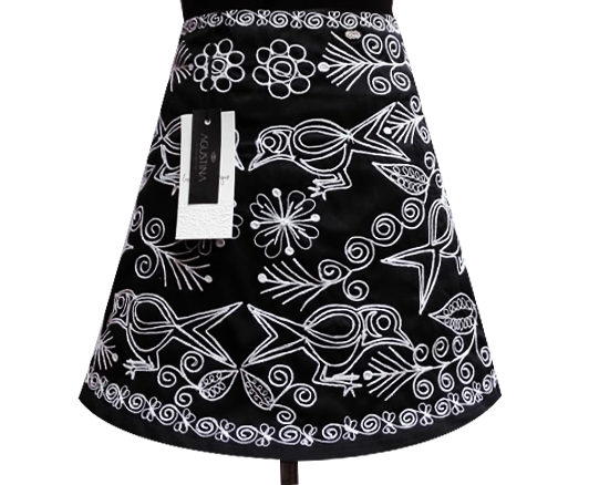 Colca andean skirt, Size XS