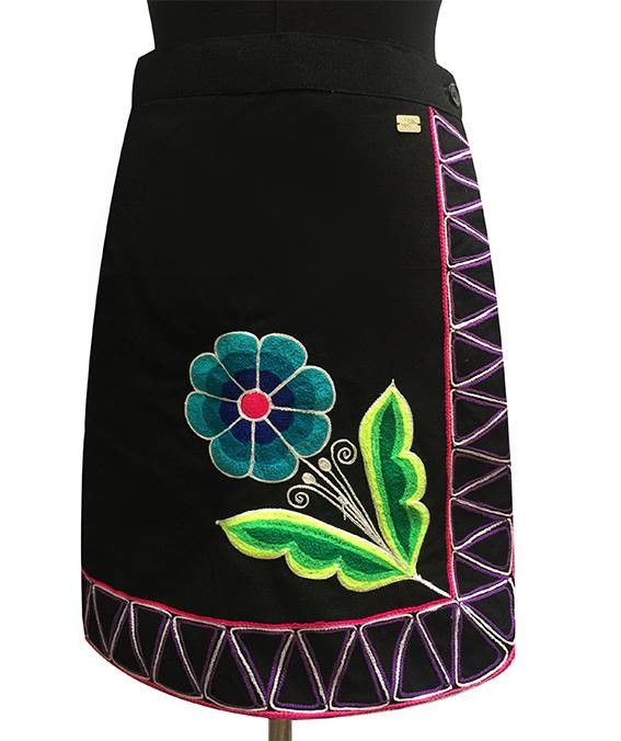 Cusco andean skirt, OUT OF STOCK