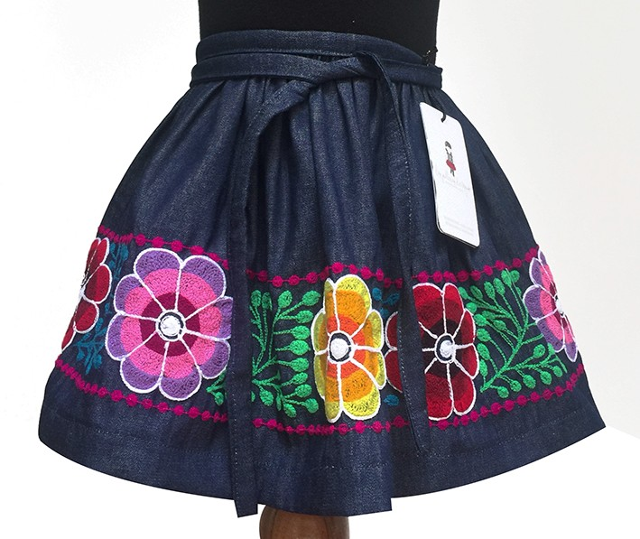 Ccatca andean skirt, Size 6